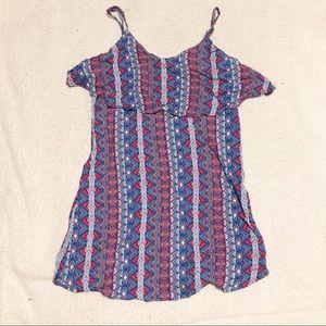 Rue21 Tribal Print Dress